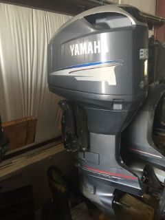 "Find 2003 Yamaha 300 hp HPDI Fuel Injected Outboard Boat Motor 25"" Engine 225 250 z motorcycle in Ipswich, Massachusetts, United States, for US $5,750.00"