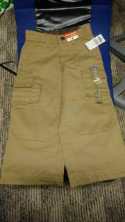 size 4 Tan cargo pants from Old navy with tags