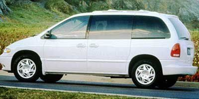 1998 Dodge Caravan Base (Bright White Clear C)