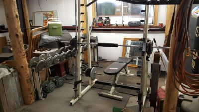 WEIGHT EQUIPMENT, PROFESSIONAL LEVEL
