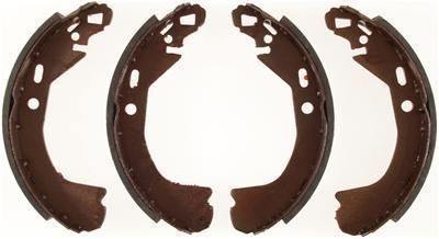 Purchase Bendix Brakes Drum Brake Shoes Organic Rear Buick Chevy Oldsmobile Pontiac Set motorcycle in Tallmadge, Ohio, US, for US $20.97