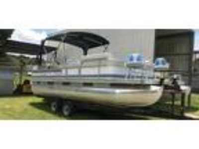 21- 1994 Beachcomberpontoon Boat