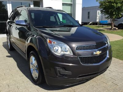 2014 Chevrolet Equinox LS (Tungsten Metallic)