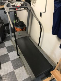 PaceMaster Professional Treadmill