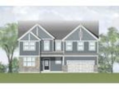 The Hollister by Drees Homes: Plan to be Built