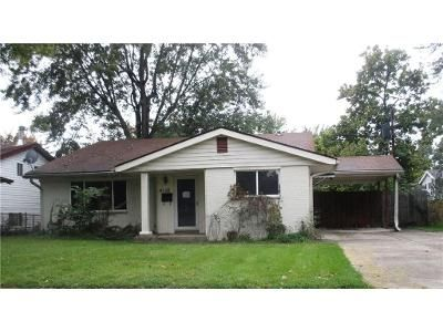 4 Bed 2 Bath Foreclosure Property in Indianapolis, IN 46226 - Flamingo East Drive