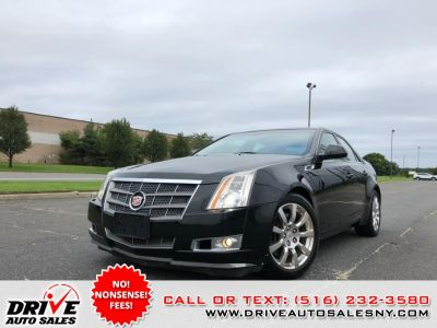 2008 Cadillac CTS 3.6L DI (Black Raven)
