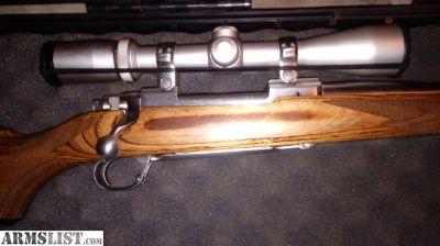 For Sale: Ruger M77