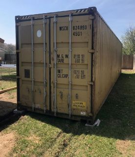 40' Connex / Storage Containers