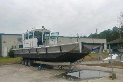 2011 Other 36x10 Deck work boat