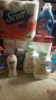 Household/ personal care lot