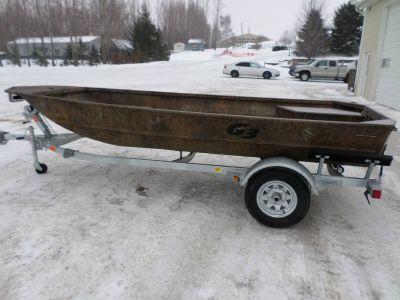 2019 G3 Gator Tough 15 DK Jon Boats Lake Mills, IA
