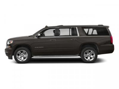 2018 Chevrolet Suburban LT 1500 (Tungsten Metallic)