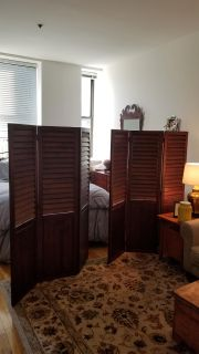 Wooden dividers