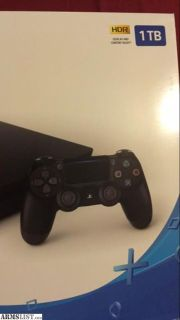 For Sale/Trade: PS4 slim brand new 1TB