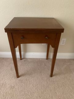 Antique working table