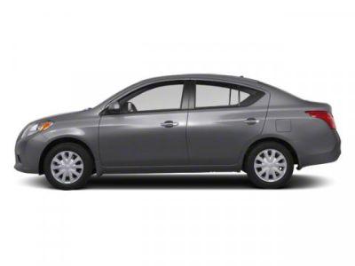 2012 Nissan Versa 1.6 S (Magnetic Gray Metallic)