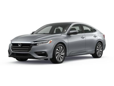 2019 Honda Insight Touring (Lunar Silver Metallic)