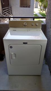 Maytag MEDC215EW Electric Dryer