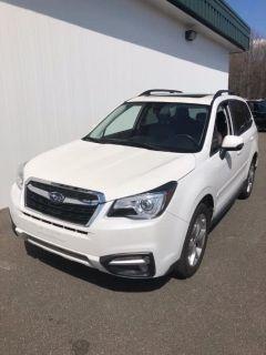 2017 Subaru Forester TOURING (WHITE)