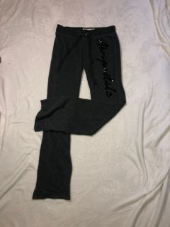 Gray sweat pants from Aeropostale size small