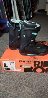 NEW! Ride Sage Women's Boots