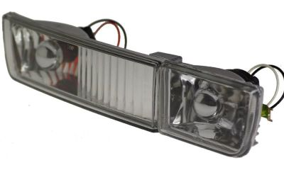 Sell VW GOLF JETTA MK3 Front Bumper FOG & INDICATOR Lights CLEAR LENS ECODE DOT - NEW motorcycle in Watertown, Massachusetts, US, for US $64.00