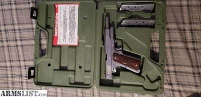 For Sale: Springfield 1911-A1 600 OBO