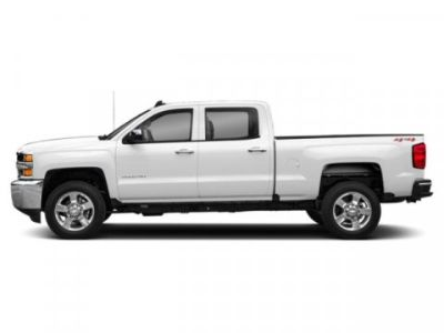 2019 Chevrolet Silverado 2500HD Work Truck (Summit White)
