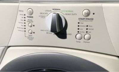 : ). Whirlpool Electric Dryer. includes pedestal