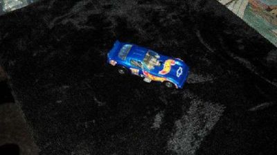 $13 1977 Blue 1 F/C Chevy Racecar