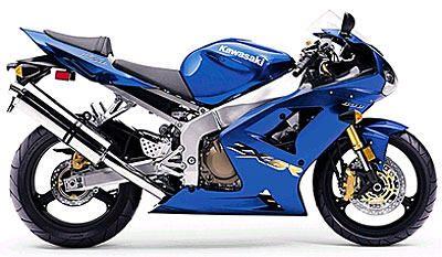 2003 Kawasaki Ninja ZX-6R 636 Supersport Motorcycles Littleton, NH