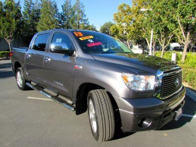 2013 Toyota Tundra 2WD Truck CrewMax 5.7L V8 6-Spd AT LTD (Natl)