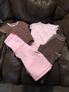 Lot of two outfits Carter s brand