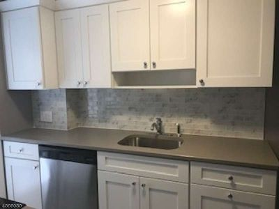 32A Second St Fanwood, Newly renovated Two BR town home