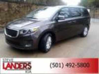 2015 Kia Sedona Brown, 49K miles