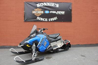2018 Polaris 600 RUSH PRO-S ES Trail Sport Snowmobiles Pittsfield, MA
