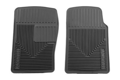 Buy Husky Liners 51092 Cadillac Deville Gray Custom Floor Mats Front Set 1st Row motorcycle in Winfield, Kansas, US, for US $72.95