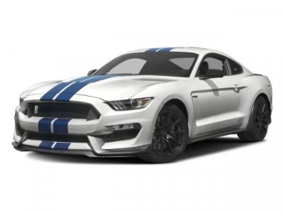 2016 Ford Mustang Shelby GT350 (White)