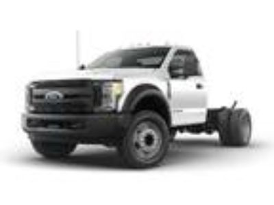 new 2019 Ford F-550 for sale.
