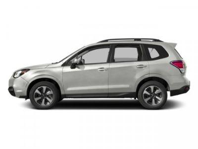2018 Subaru Forester 2.5i Premium (Crystal White Pearl)