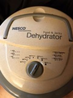 nesco professional 5 tray food dehydrator