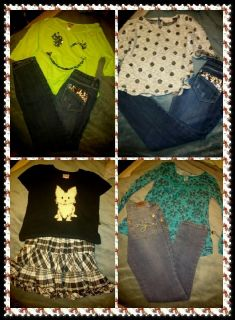 Girl's Size 10/12 Boutique Style Outfits
