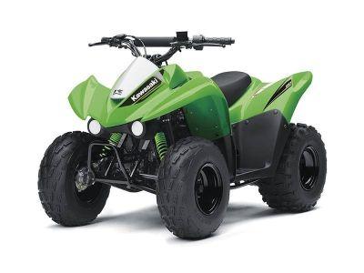 2017 Kawasaki KFX90 Kids ATVs Bennington, VT