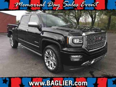 2018 GMC Sierra 1500 Denali Ultimate Pkg Htg/Cooled Leather Buckets Sunroof NAV