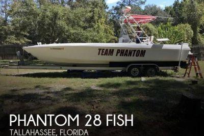1997 Phantom 28 Fish