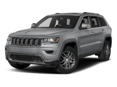 2018 Jeep Grand Cherokee Limited (True Blue Pearlcoat)