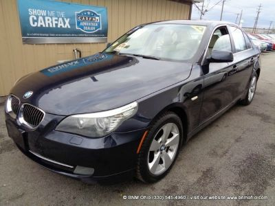2008 BMW 5-Series 4dr Sdn 528xi AWD