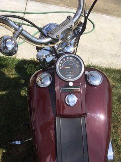 1983 Harley-Davidson DISC GLIDE