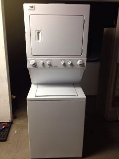 In search of newer stackable washer and dryer that works great & without issues that s inexpensive
